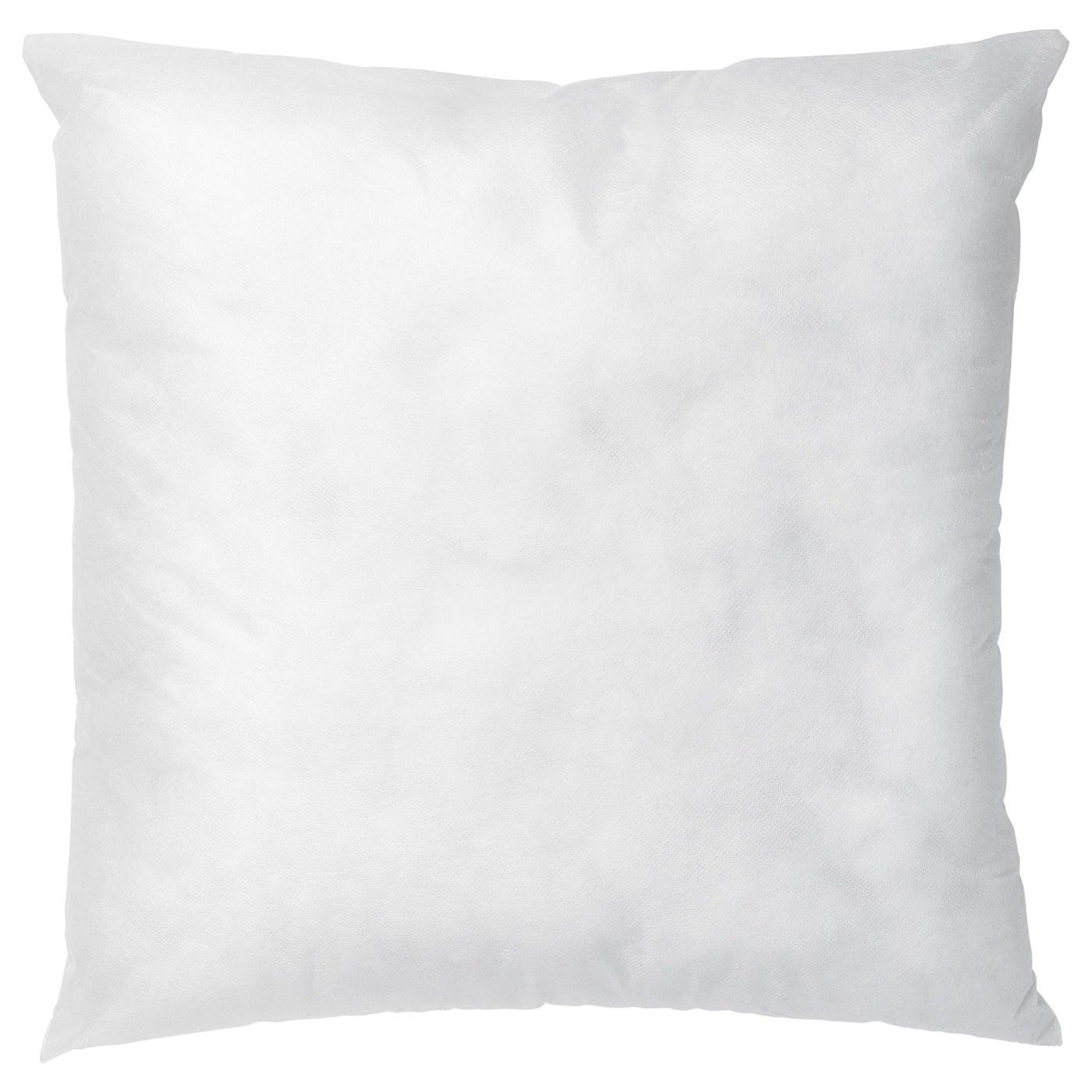 inner inner cushion white 20x20