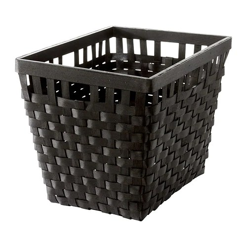 Storage for reusable bags: from Ikea