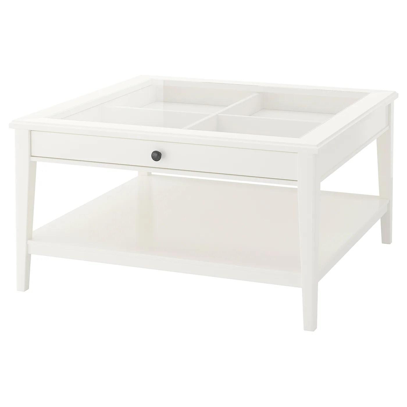 liatorp coffee table white glass 36 5 8x36 5 8
