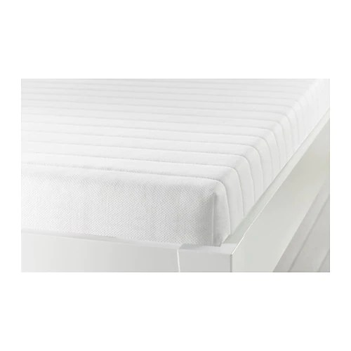 Meistervik Foam Mattress Ikea Get All Over Support And Comfort With A Resilient