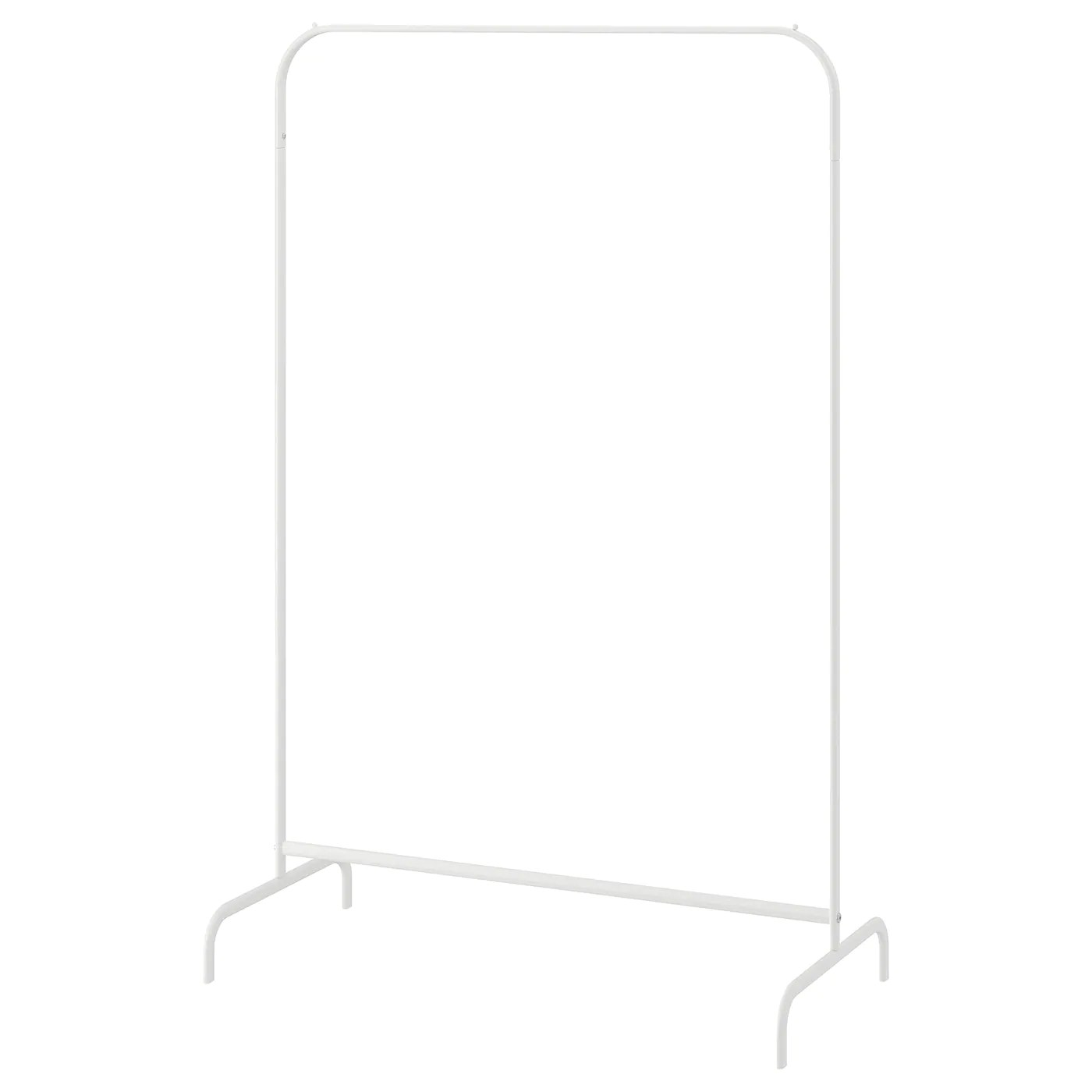mulig clothes rack white 39x59 7 8