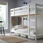 Mydal Bunk Bed Frame White Ikea