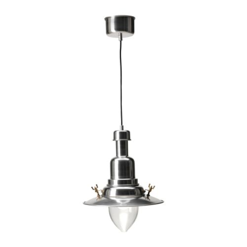 "OTTAVA Pendant lamp  Diameter: 11 ¾ "" Max. height: 62 ¼ ""  Diameter: 30 cm Max. height: 1 m 58 cm"