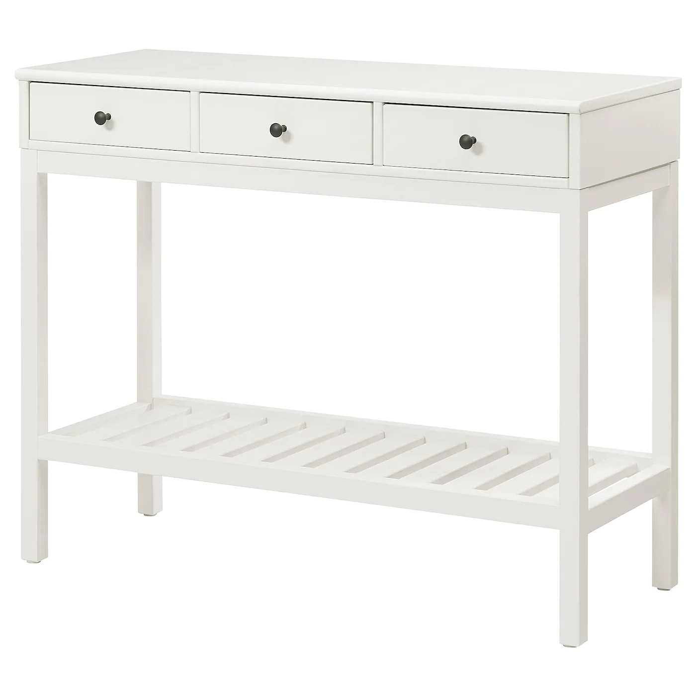 Panget Console Table White Ikea