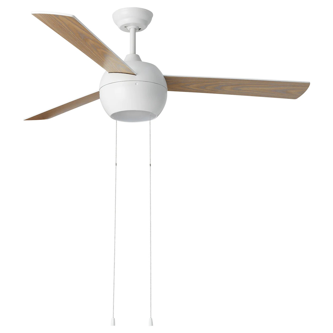 stormvind 3 blade ceiling fan with light