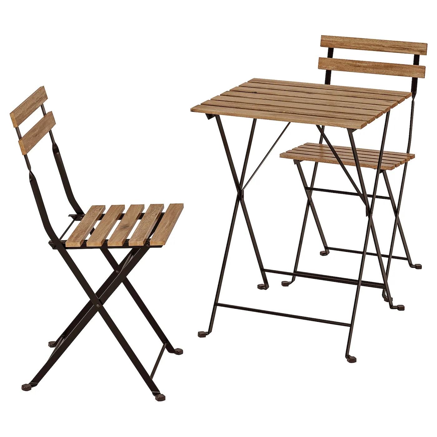 Tarno Table 2 Chairs 698 984 15 Ikea