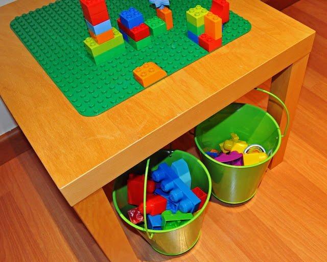 Lack LEGO Table - IKEA Hackers