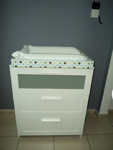 Baby Changing Table And Dresser Ikea Hackers