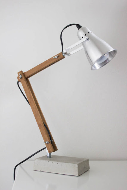 Industrial Style Desk Lamp With Ikea Fas Ikea Hackers