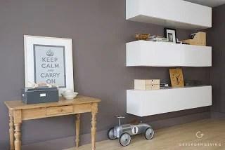 Luxury Kitchen unit goes stylish livingroom storage shelving unit