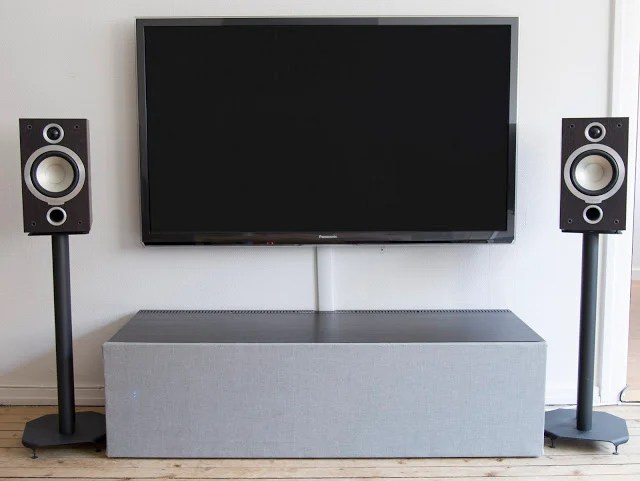 Besta Media Unit With Textile Front Ikea Hackers Ikea