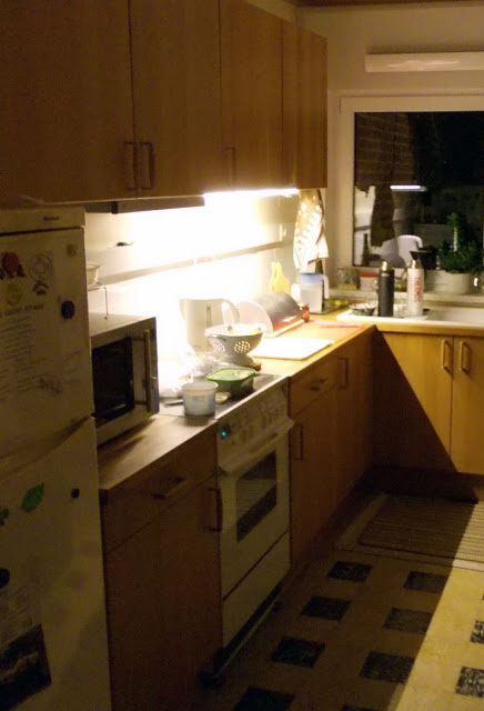 Built In Kitchen Ledberg Ikea Hackers