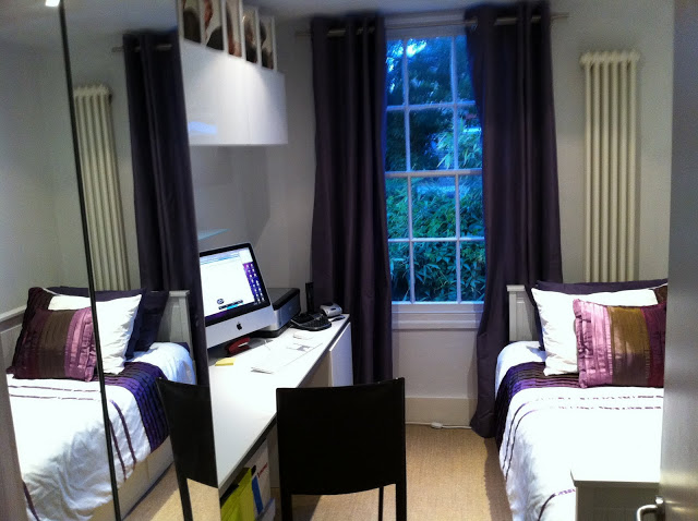Extremely Tight Spare Bedroom Office IKEA Hackers IKEA Hackers