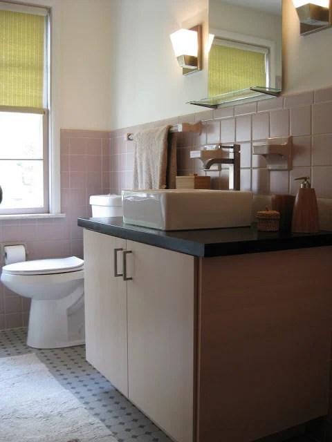 1950s Bathroom Revamp With Akurum IKEA Hackers IKEA
