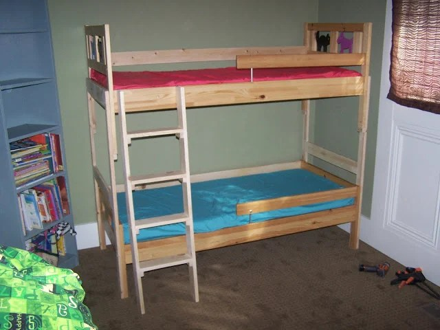 Ikea Toddler Bunk Beds Ikea Hackers