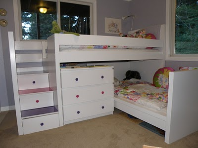 Lovely Malm Toddler Bed under Malm inspired Bunk