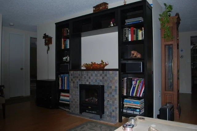 Hemnes Stove Hearth Ikea Hackers