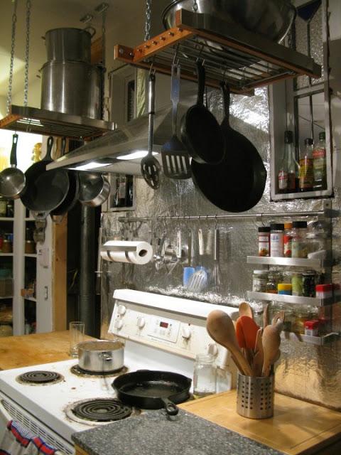 Pot Rack Hanging Ikea