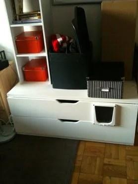 Bedroom Litter Box Ikea Hackers