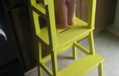Most Beautiful Toddler Kitchen Stool That You Can Take Ideas From