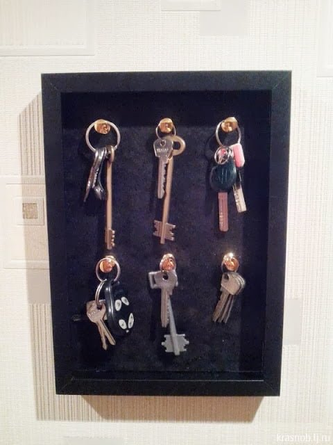 Ribba key box