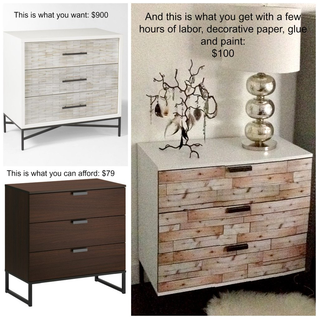Trysil Chest Of Drawers IKEA Hackers