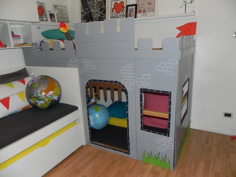 Kura Bed Castle Ikea Hackers