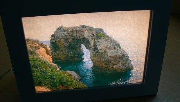 Ribba Led Picture Frame Light