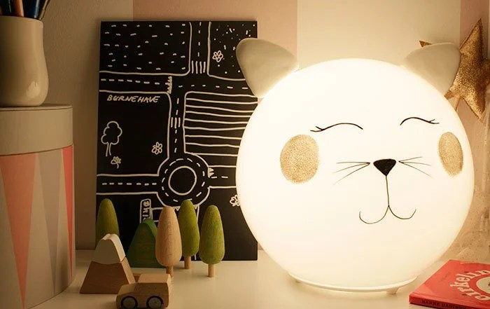 fado kitty lamp