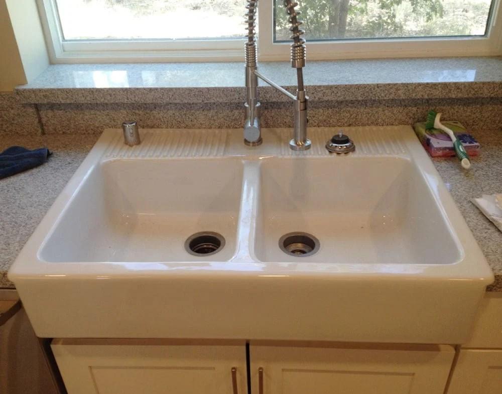 Making A Domsjo Kitchen Sink Legal In California IKEA