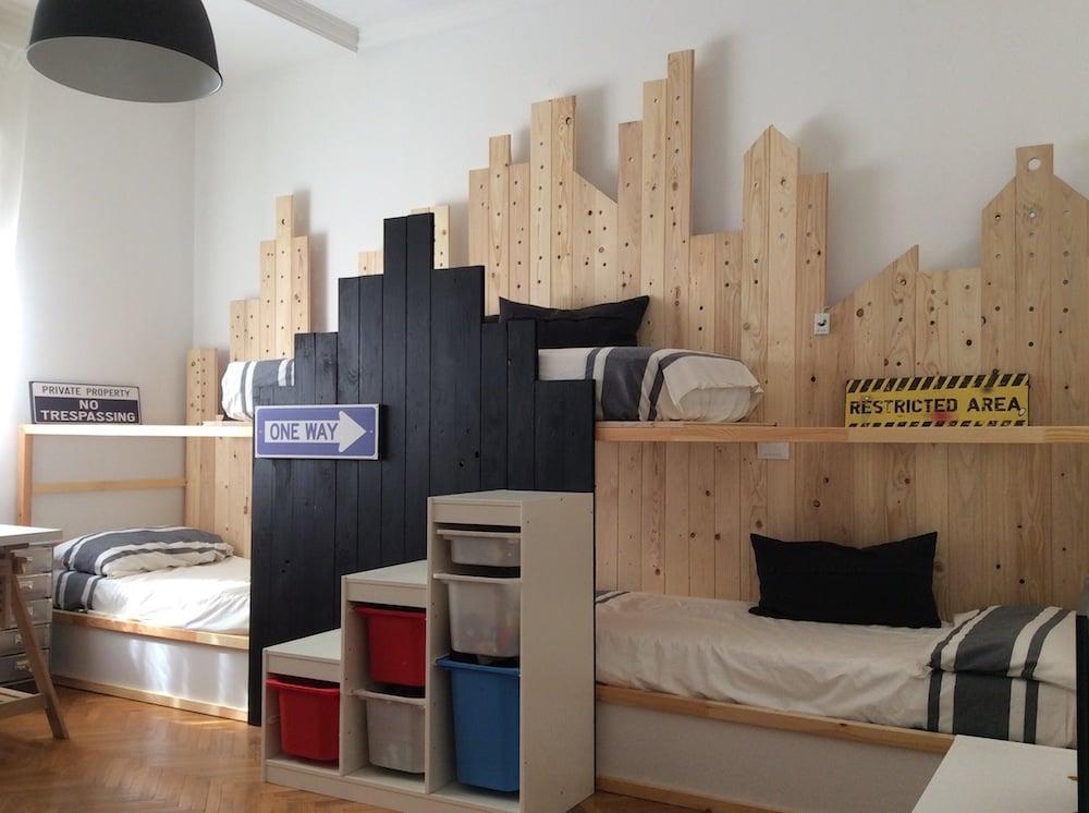 Fancy Bunk beds for in IKEA KURA City
