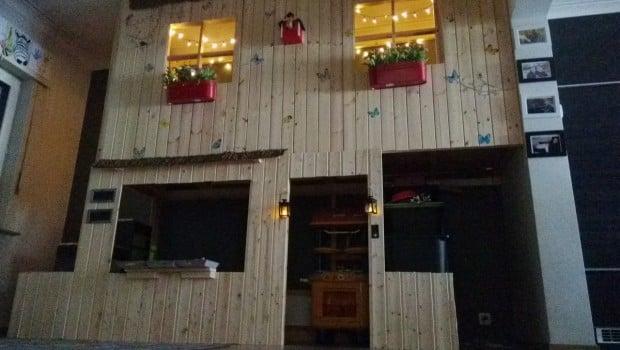 Ikea Kura Double Decker Playhouse Ikea Hackers Ikea