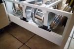 Reinforce drawer dividers