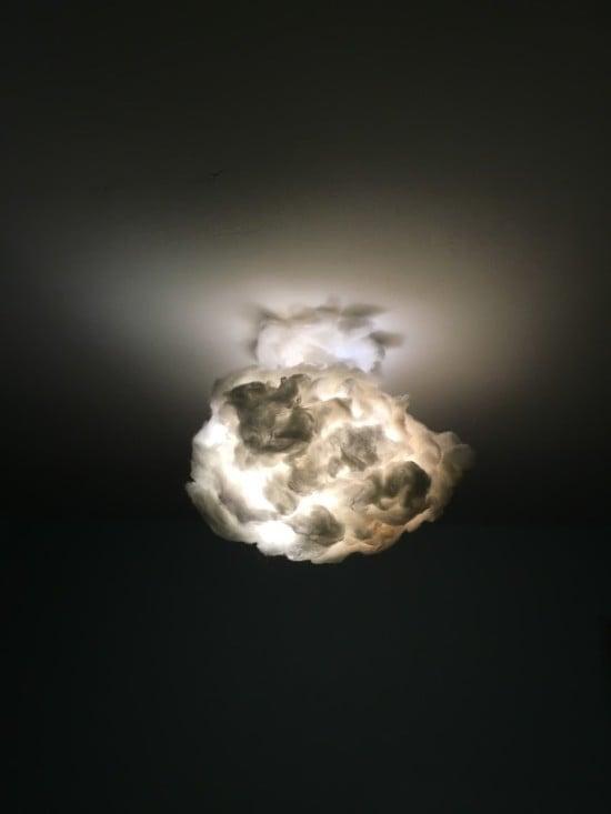 nimbus luminous - a cloud light