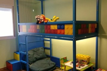 Kallax Platform Bed Ikea Hackers