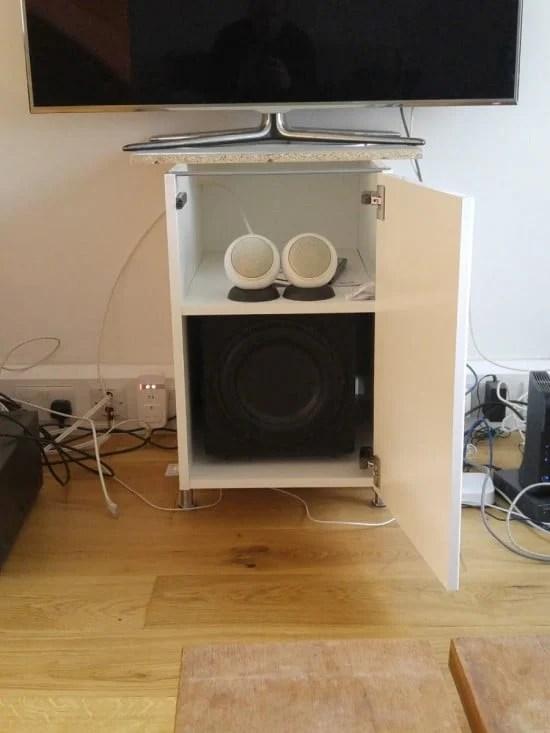 2-ikea metod TV unit