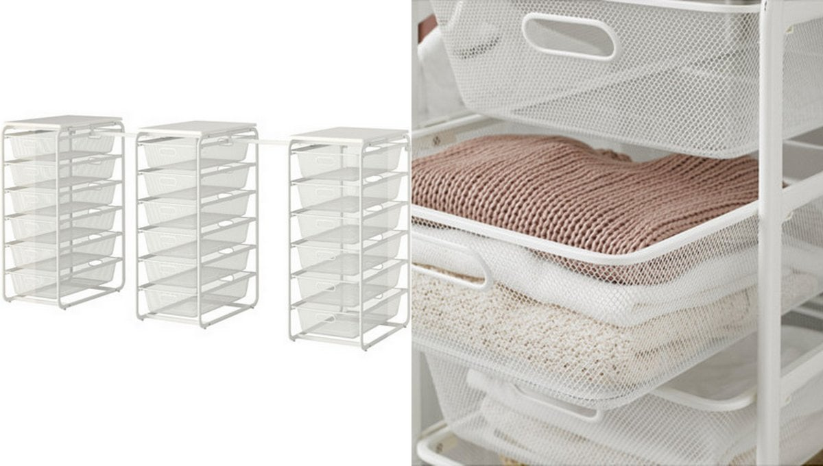 Hackers Help How To Stop Algot Drawers From Falling Off