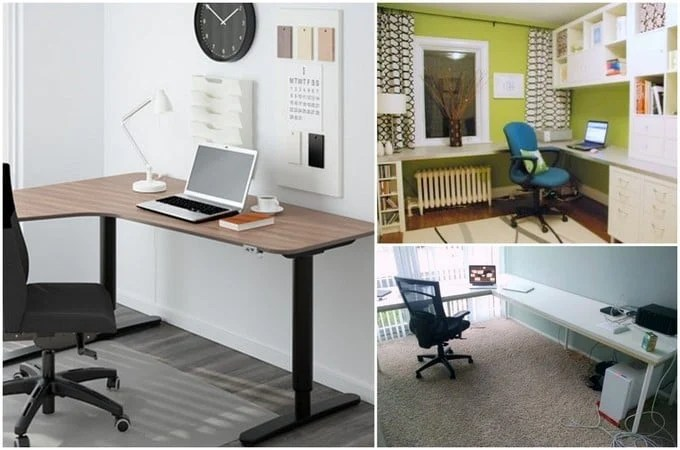 6 Ikea L shaped desks to boost productivity   IKEA Hackers 6 Ikea L shaped desks to boost productivity
