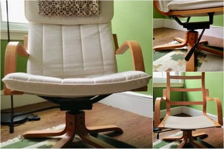 Want to sell rare Swivel Rocker POÄNG chair