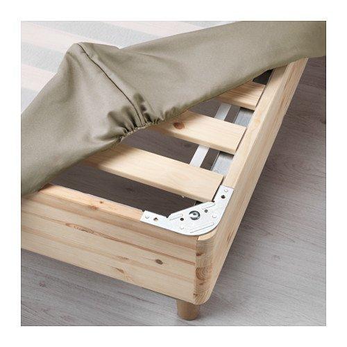 IKEA ESPEVR mattress base with slats
