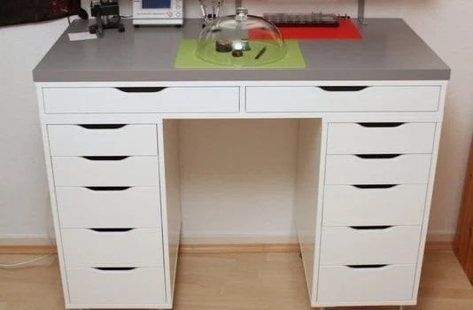 Captivating Ikea Alex Desk Amazing Design