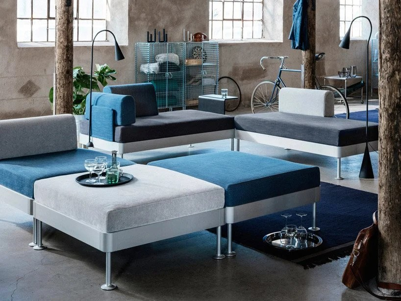 DELAKTIG, the hackable sofa, to be launched in February