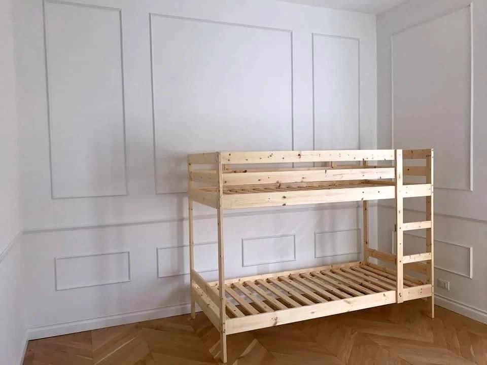 Ikea Etagenbett Mydal : Playhouse bed for two ikea mydal hack hackers