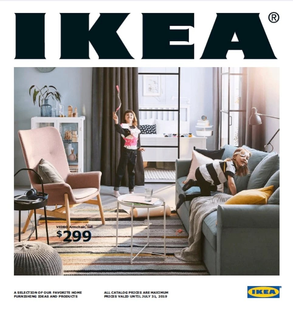 First Look At The 2019 Ikea Catalogue And It Does Not