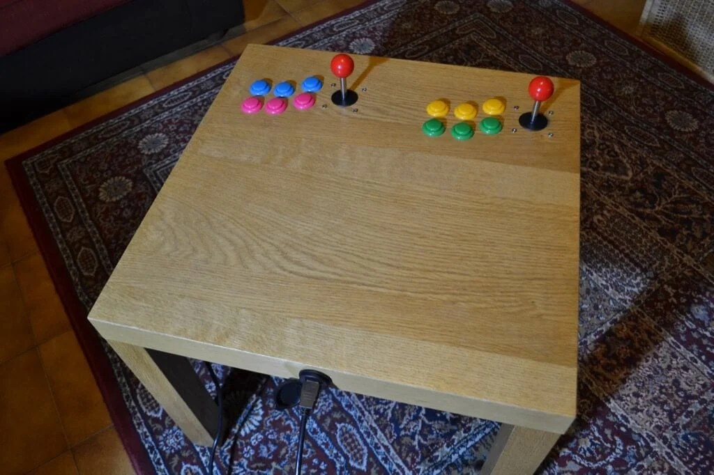 Video Games Table for less than 100 euros