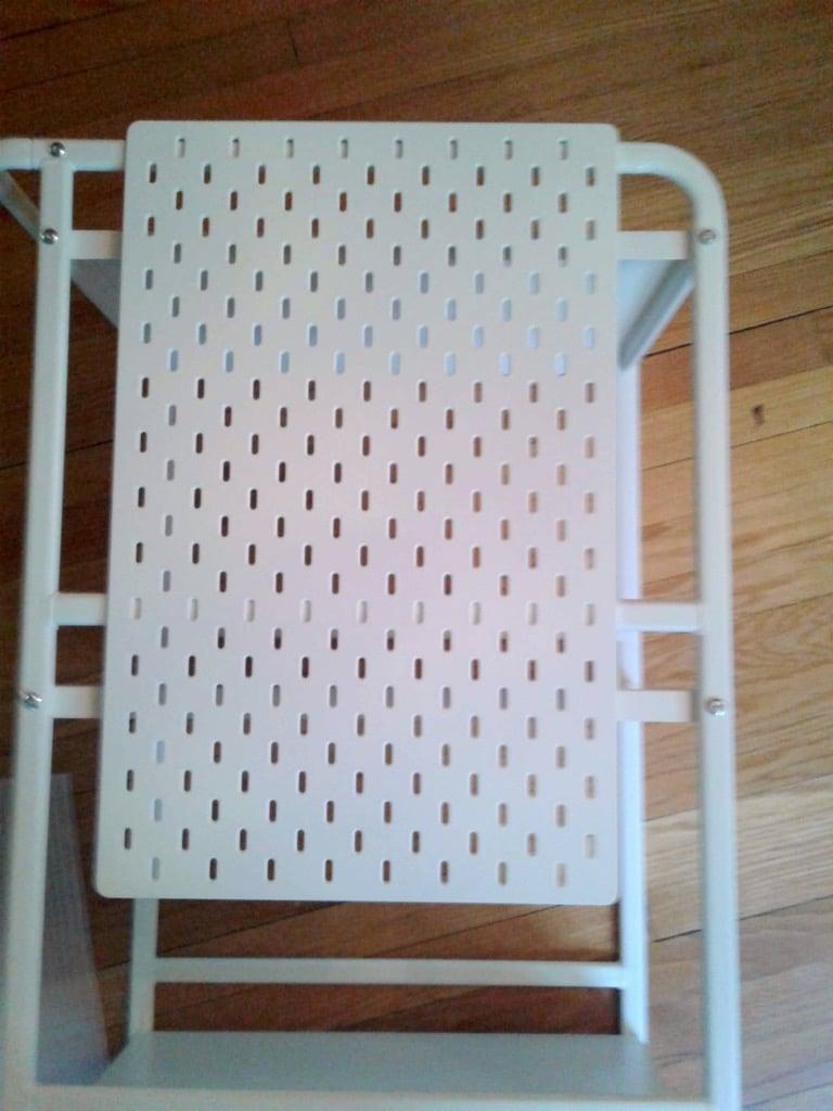 Sunnersta Cart Becomes Craft Cart / Sewing Tool Station