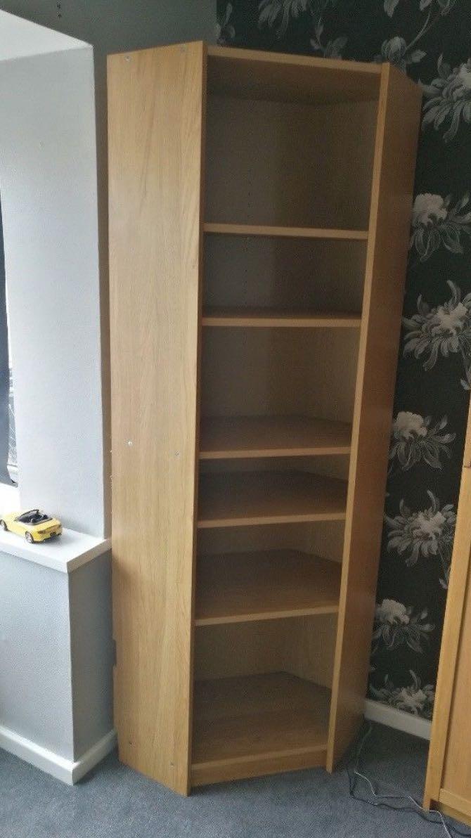 Hackers Help Doors For Billy Corner Unit Ikea Hackers