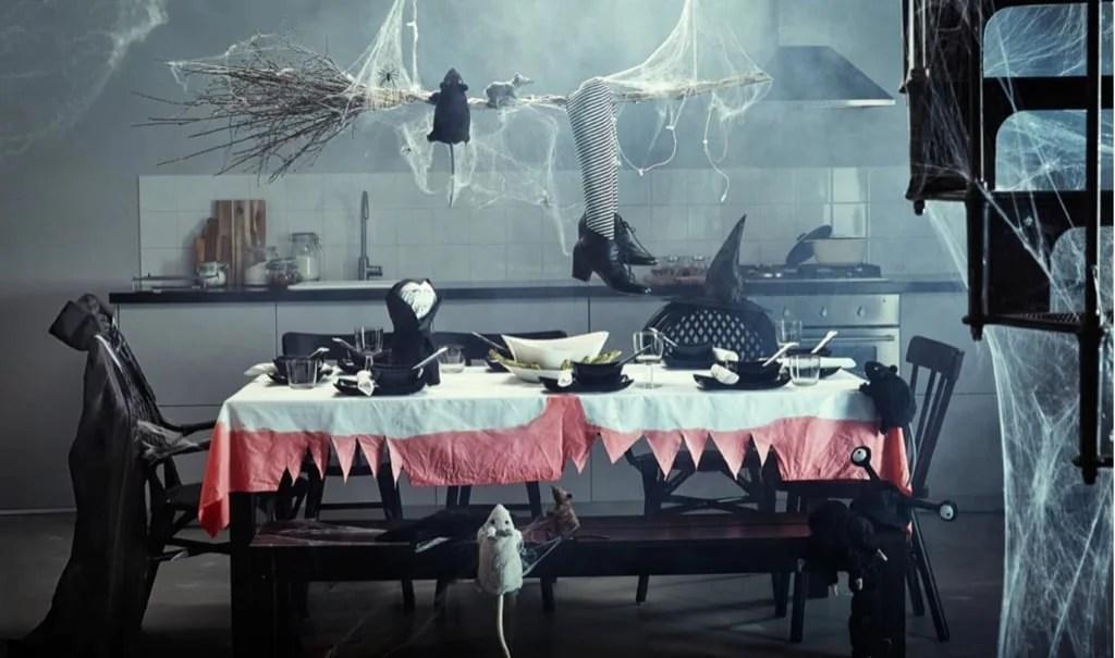 Halloween ideas from IKEA