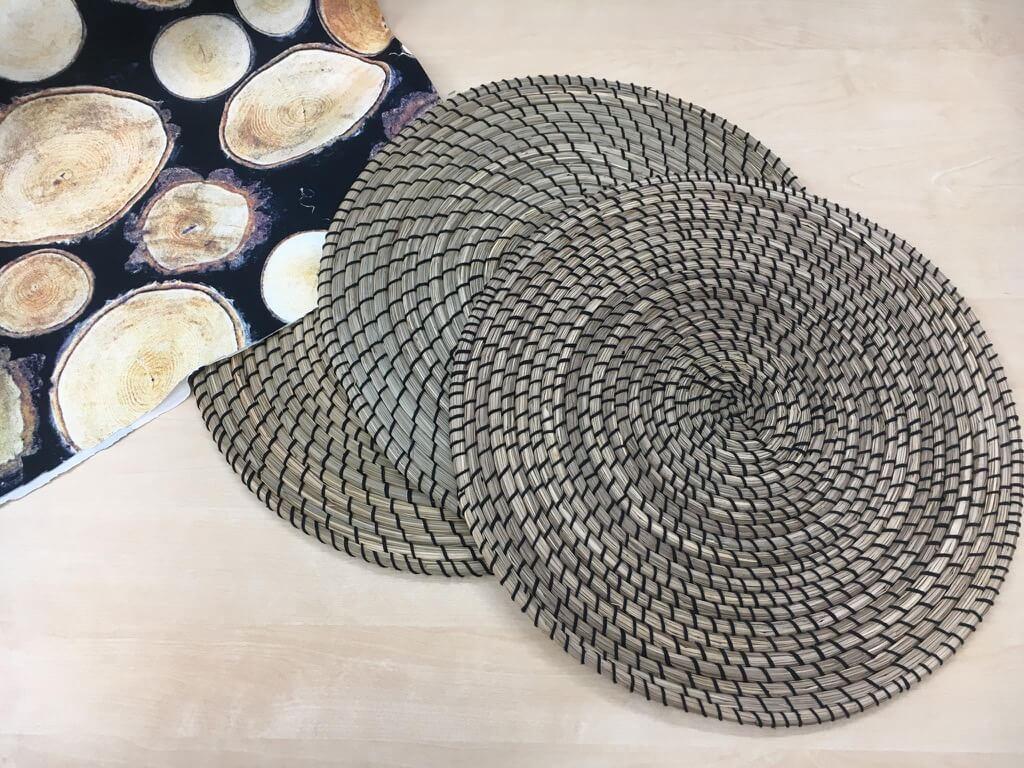 raffia bag materials