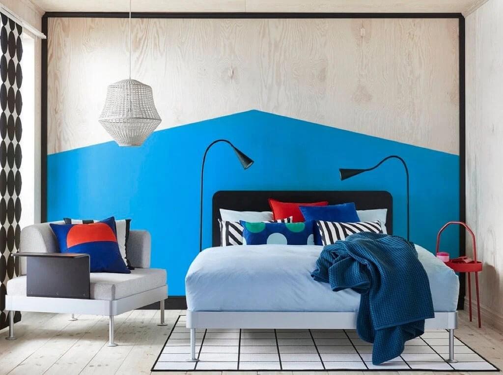 IKEA x Tom Dixon's announces the IKEA DELAKTIG bed